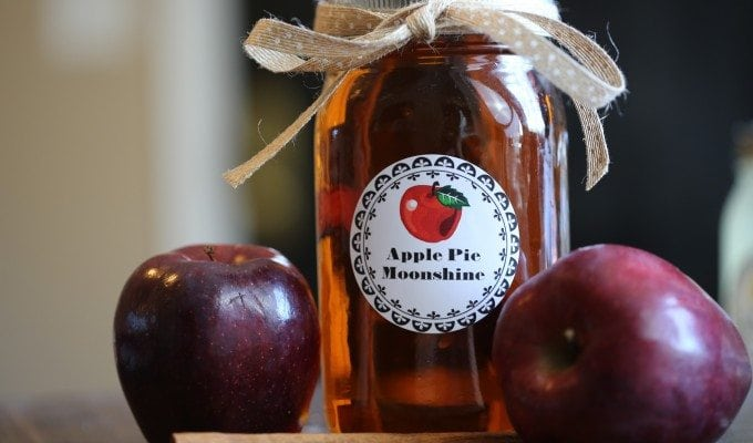 Crock Pot Apple Pie Moonshine Recipe