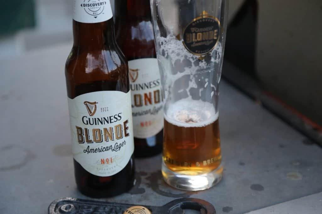 Guinness American Blonde Lager