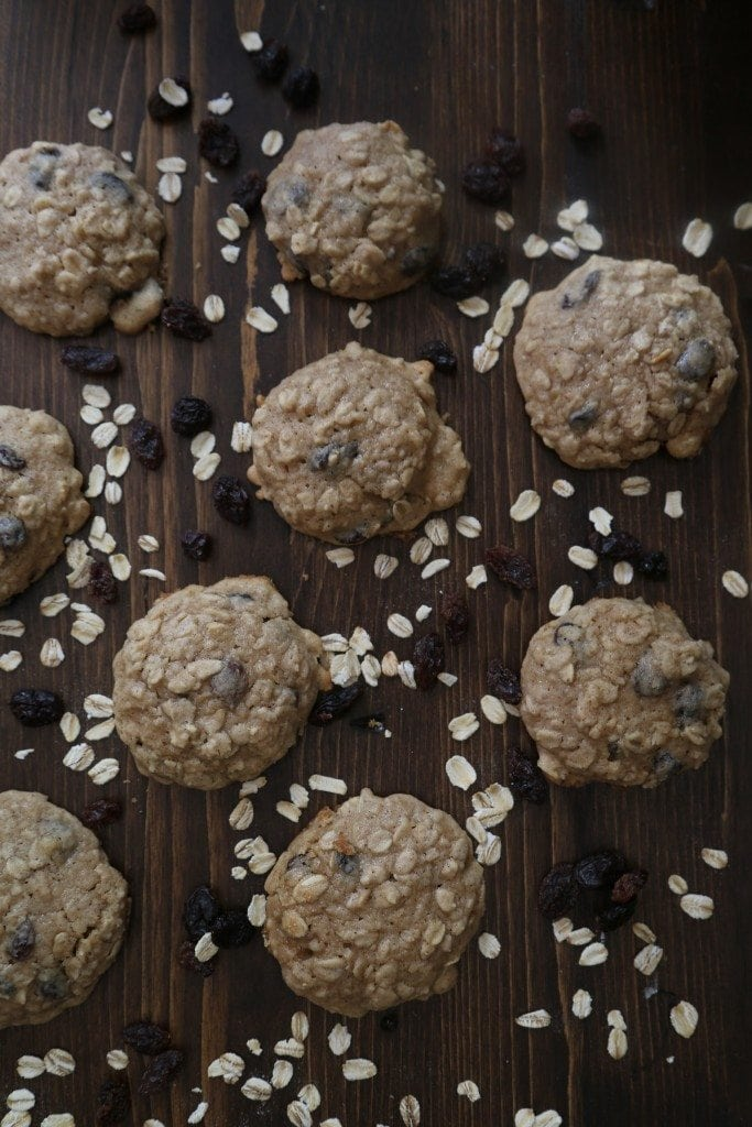 Apple Oatmeal Raisin Cookie Recipe Tammilee Tips