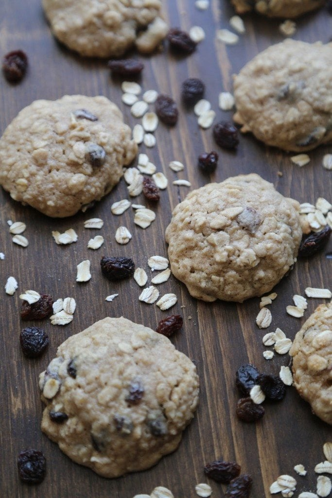 Apple Oatmeal Raisin Recipe