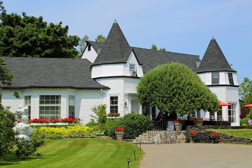 Kingsbrae Garden Cafe