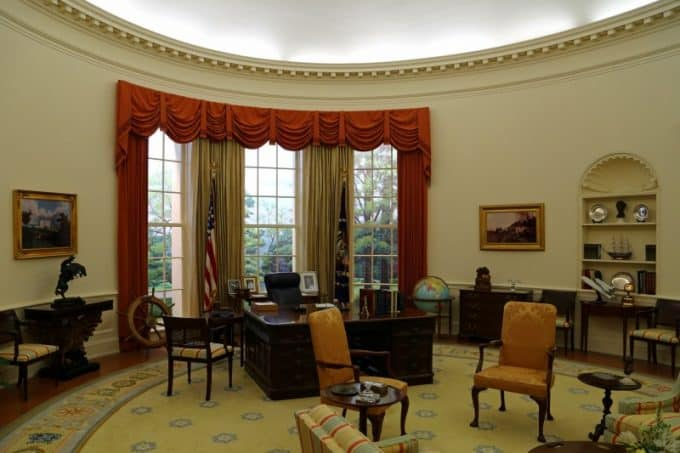 gerald ford presidential museum in grand rapids michigan. Black Bedroom Furniture Sets. Home Design Ideas