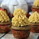 Pumpkin Cupcake with Maple Filling Recipe