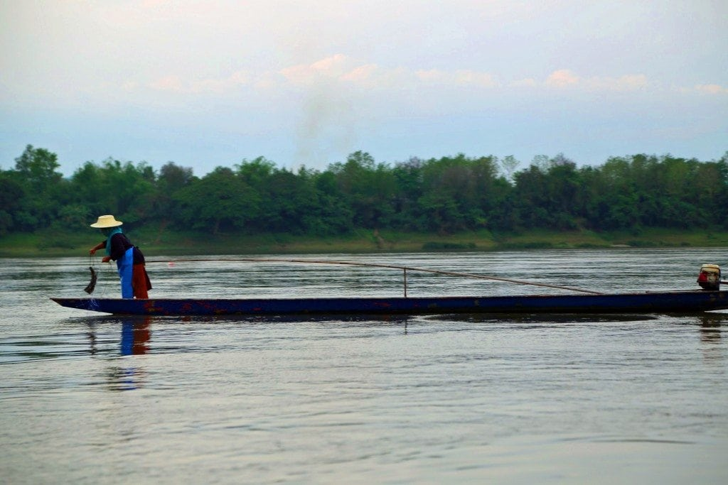 Thai Fisherman 3