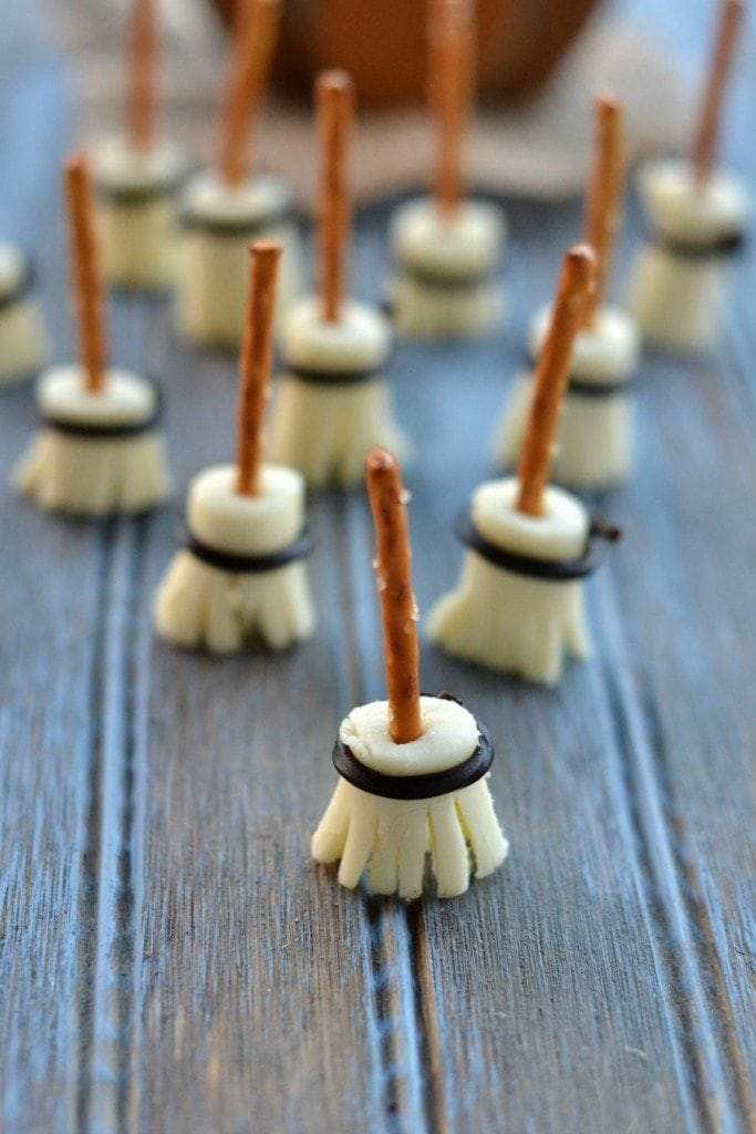 Witches Broomsticks perfect for Halloween