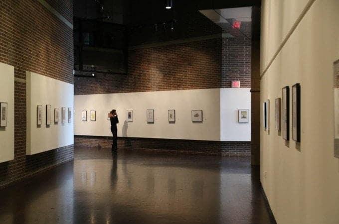 The Fort Wayne Museum of Art is a must visit in Fort Wayne!