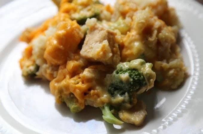 Crock Pot Tater Tot Chicken Casserole Recipe