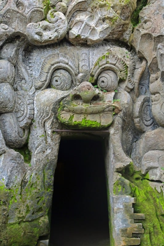 Photo Tour Of The Elephant Cave In Bali Tammilee Tips