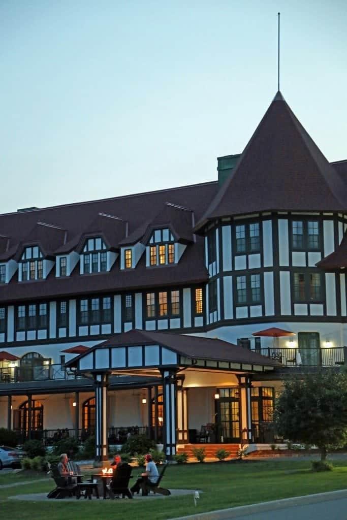 Algonquin Resort St. Andrews New Brunswick