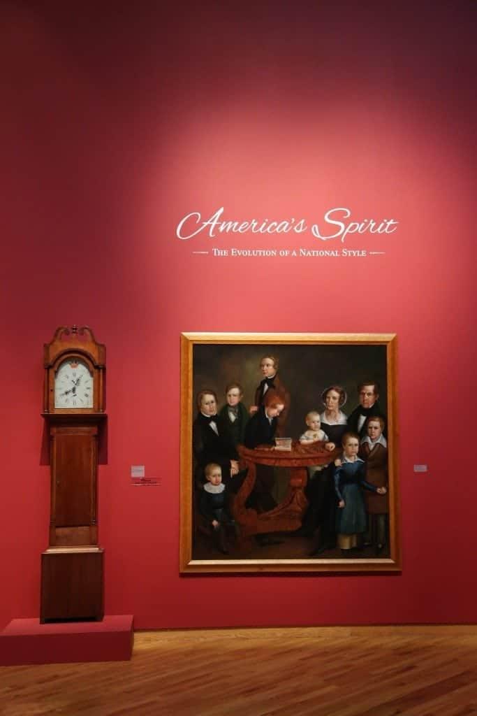 Fort Wayne Museum of Art American Spirit