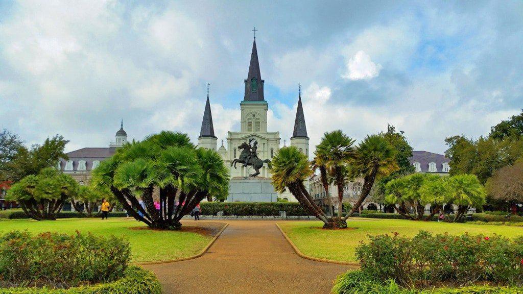 Jackson Square New Orleans