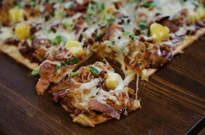 Pulled Pork Pizza Recipe