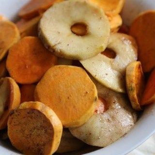 Crock Pot Apple Praline Sweet Potato Recipe
