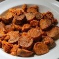 Crock Pot Candied Sweet Potatoes