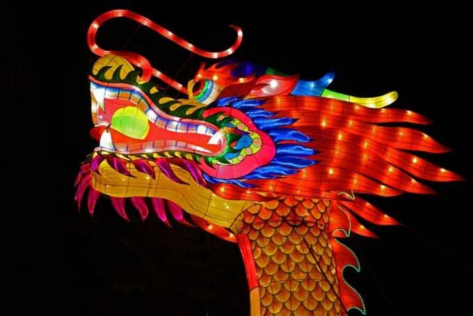 spokane chinese lantern festival in pictures. Black Bedroom Furniture Sets. Home Design Ideas