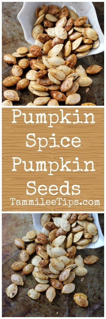 How to make Baked Pumpkin Spice Pumpkin Seeds Recipe is so good! Easy to make, tastes delicious, the perfect snack for the entire family!