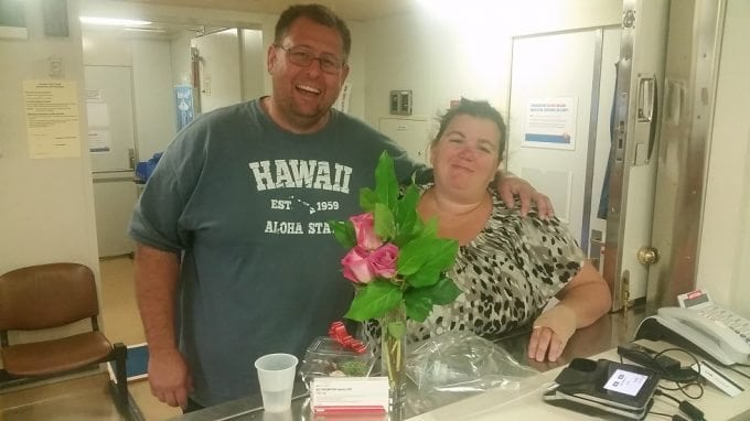 Amazing care from the Medical Center on the Carnival Conquest 9