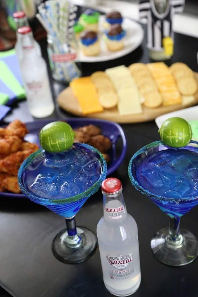 Hawk arita Cocktail Recipe with Smirnoff Ice