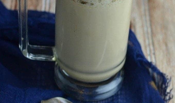 Eggnog Latte Recipe!