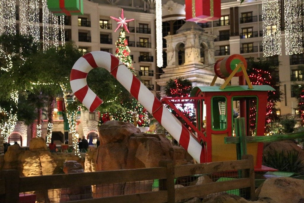 Celebrate Christmas at the Gaylord Texan in Grapevine Texas - Tammilee Tips