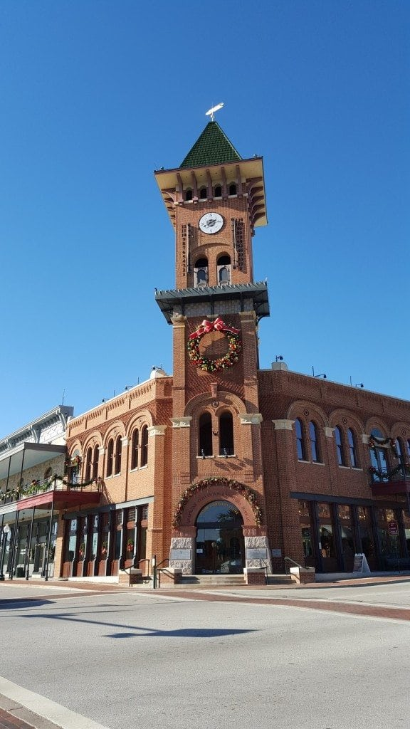 Grapevine Clock Tower