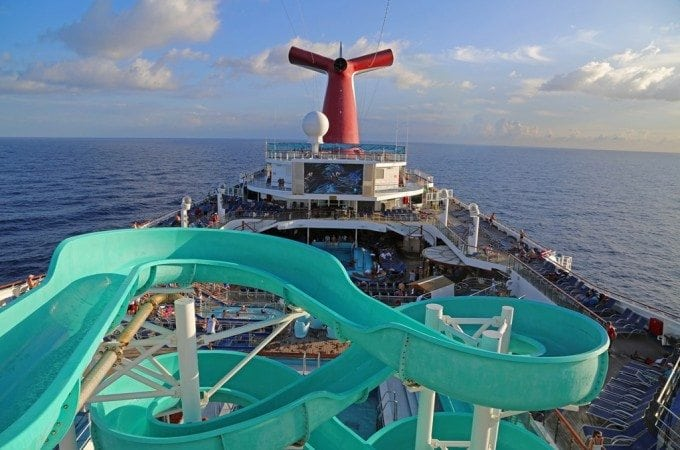 7 Sure Signs You Are on a Carnival Cruise!