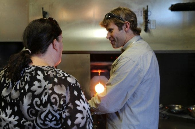 Glass blowing at Vetro and so much more in Grapevine Texas