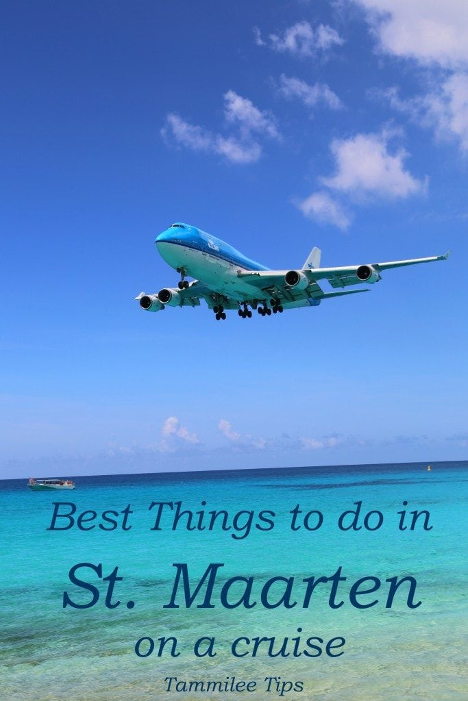 Best things to do in St Maarten on a cruise!