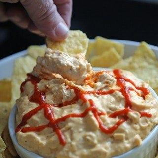Crock Pot Sriracha Chicken Dip Recipe Tammilee Tips