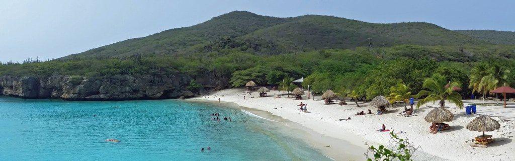 Curacao Beach panorama