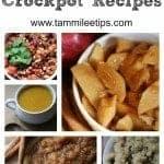 Easy Vegetrian Crockpot Recipes