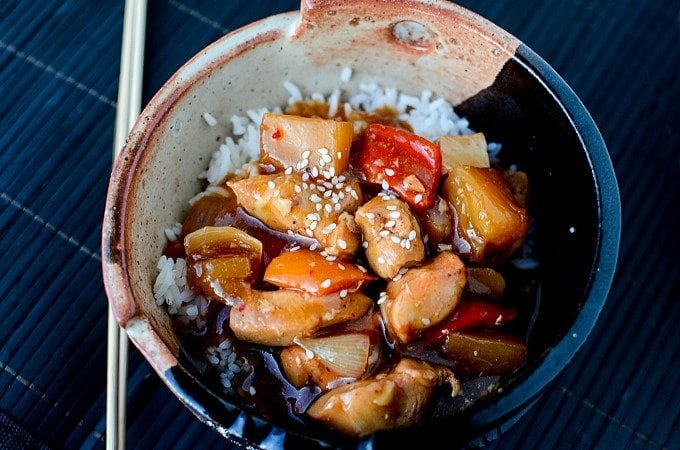 Slow Cooker Crock Pot Teriyaki Chicken Recipe