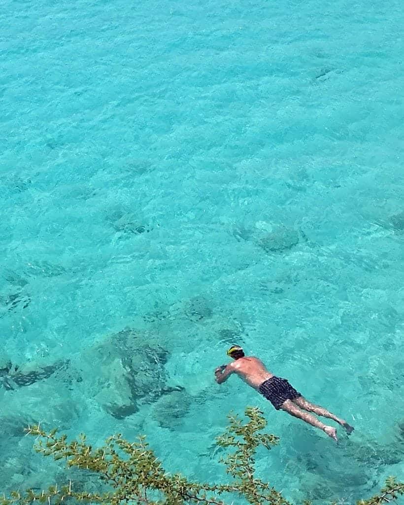 Snorkeling Curacao