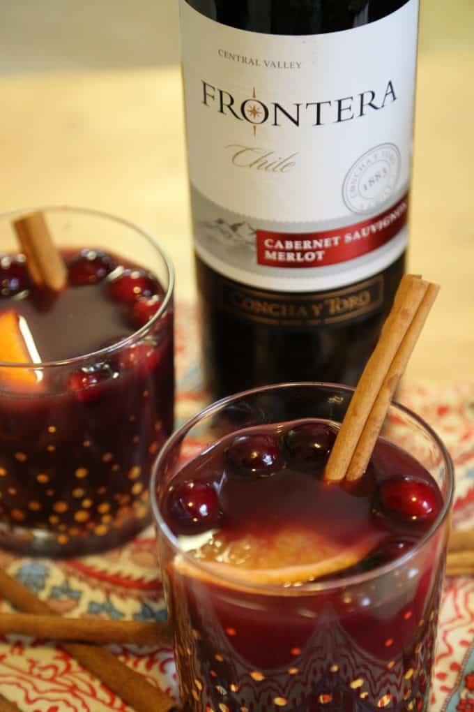 Crock Pot Mulled Wine Recipe