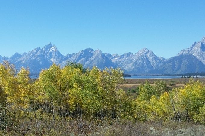 Grand Teton National Park Tips
