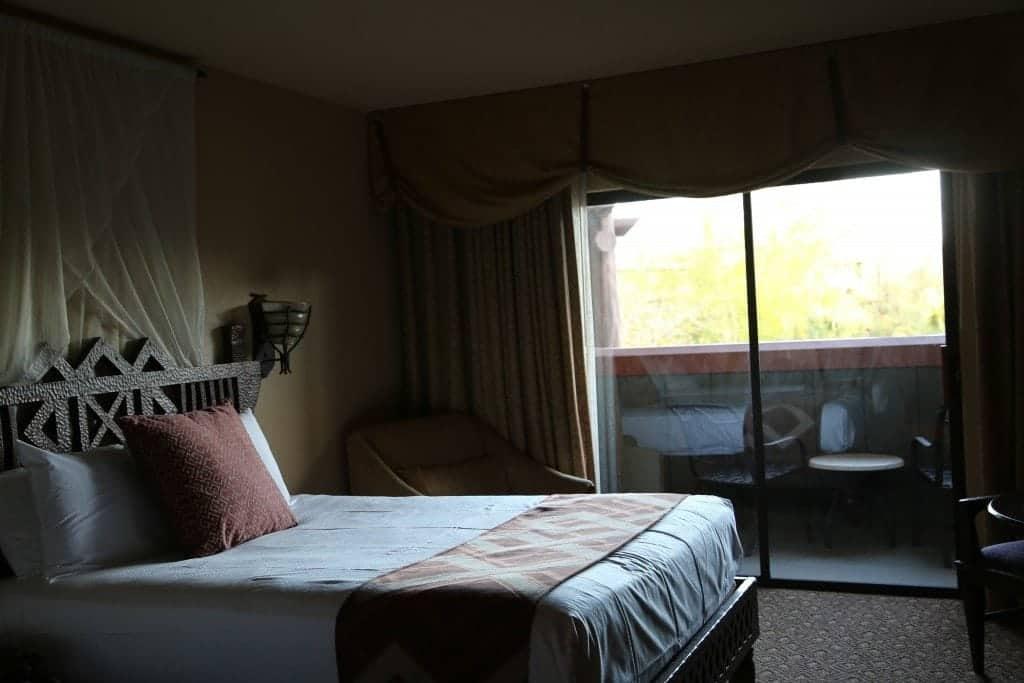 Disney Animal Kingdom Lodge Room