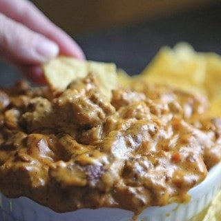 Crock Pot Meat Lovers Queso