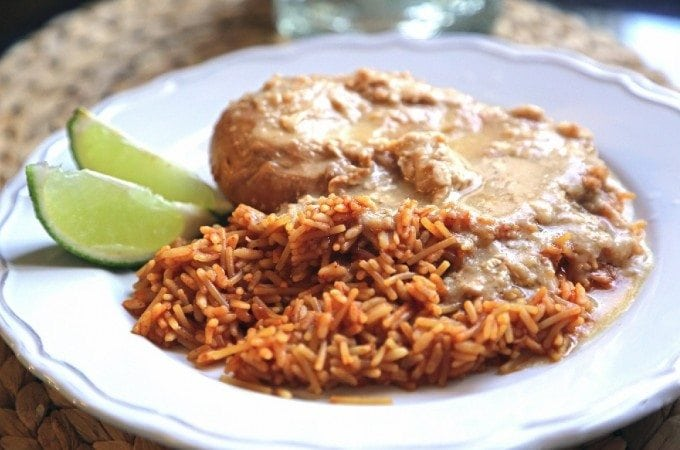 Slow Cooker Crock Pot Tequila Chicken Recipe