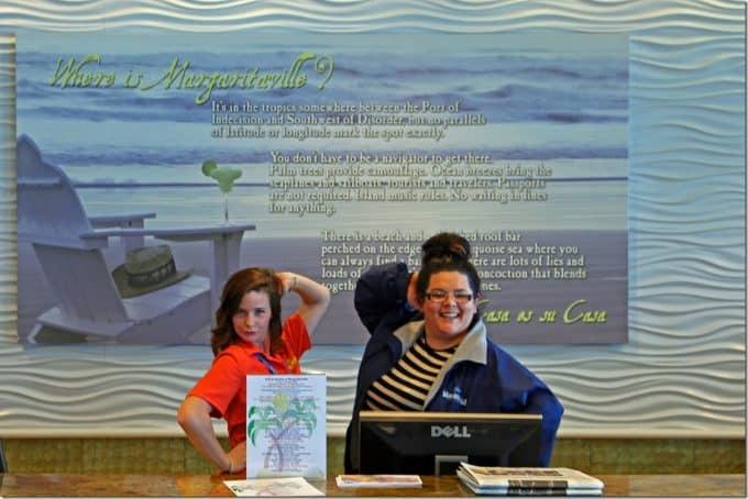 Fun times at Margaritaville Pansacola Beach Florida