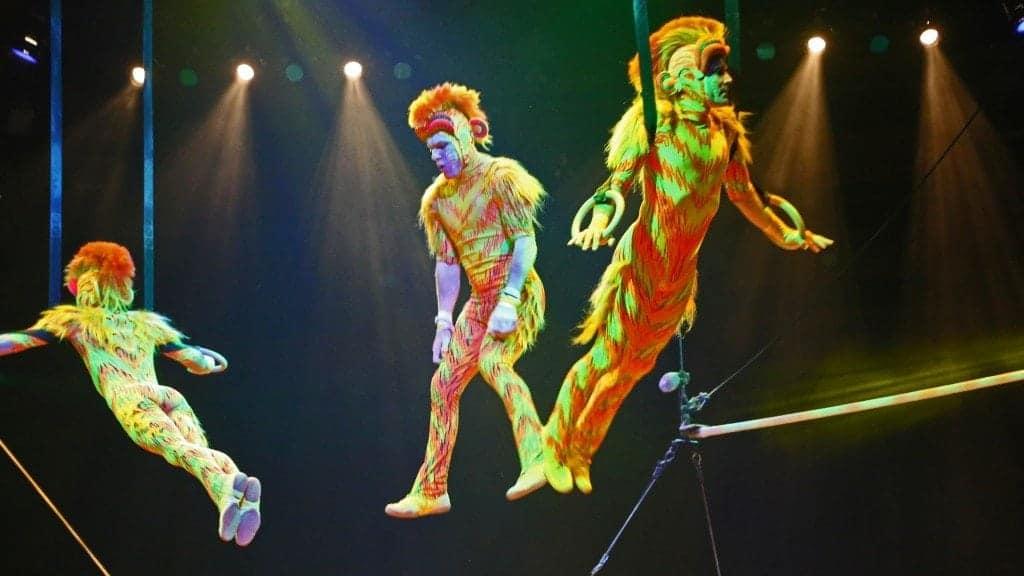 The Lion King performance at Disney Animal Kingdom
