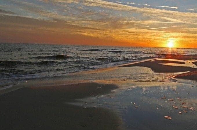 Gulf Island National Seashore is the heart of Panama City Florida