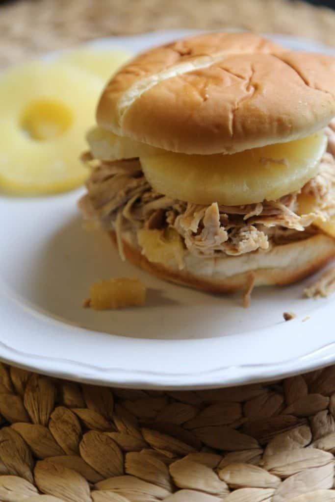 Crock Pot Hawaiian Pulled Pork Recipe