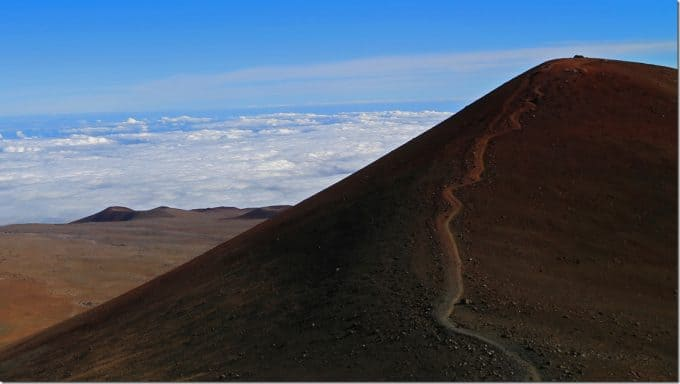 Mauna Kea Summit Big Island of Hawaii