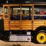 1926 Chevrolet at Reno Auto Museum