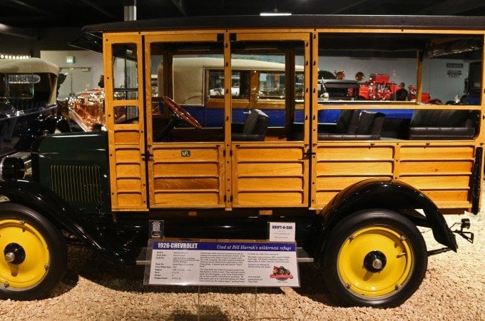 National Automobile Museum in Reno, Nevada