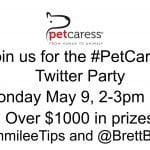 Pet Caress Twitter Party
