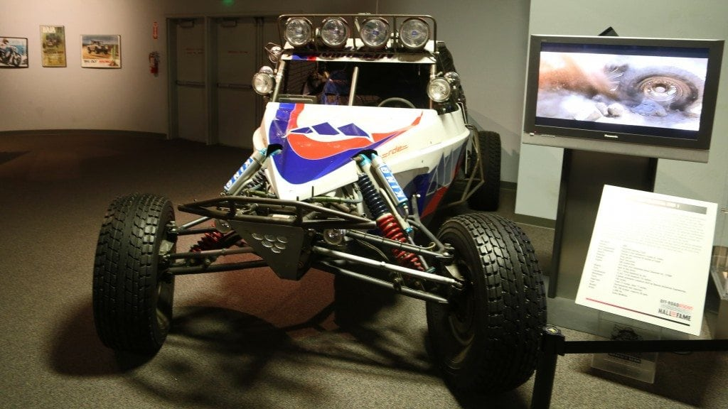 off road vehicle at Reno Auto Museum