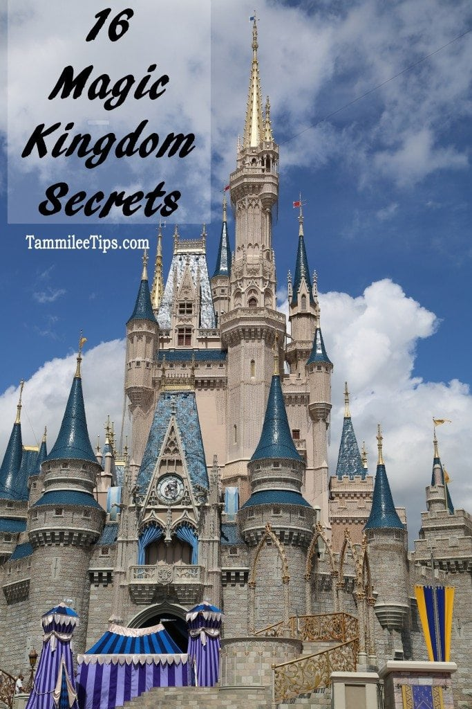 16 Magic Kingdom Secrets