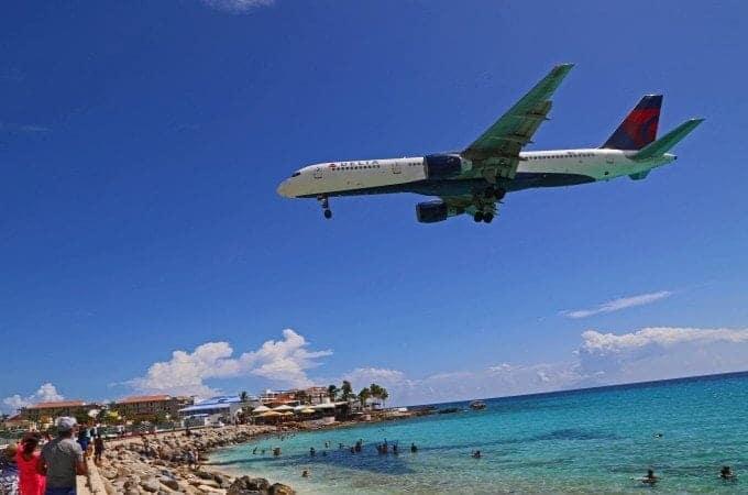 Tips for visiting Maho Beach in Saint Maarten