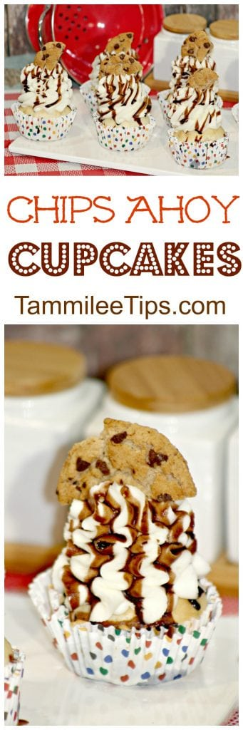 Chips Ahoy Cupcake Recipe Tammilee Tips
